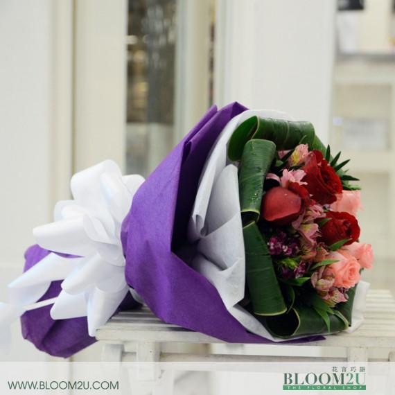 sweet williams bouquet