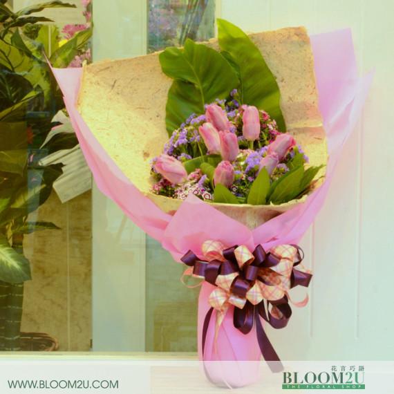 French Design Flower Bouquet
