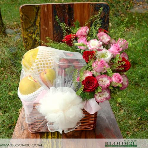 Fruit and Flower Basket Delivery