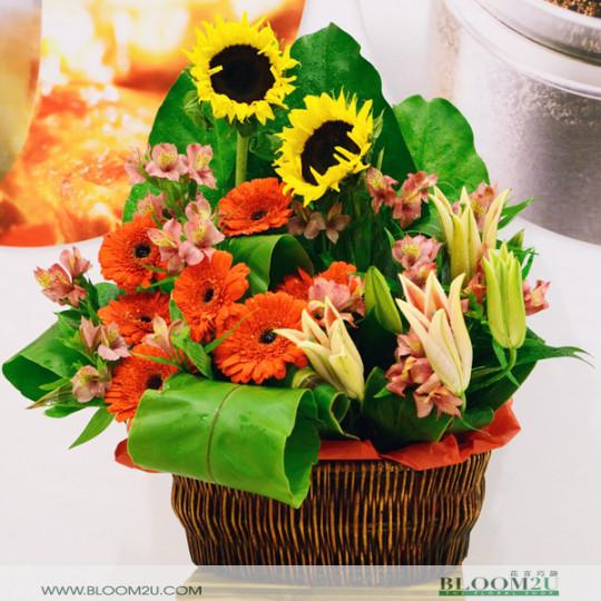 Flower Baket