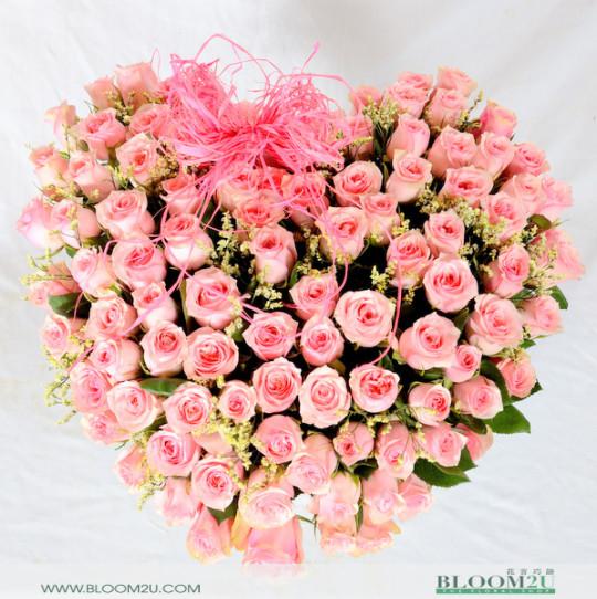 99 Stalks Roses