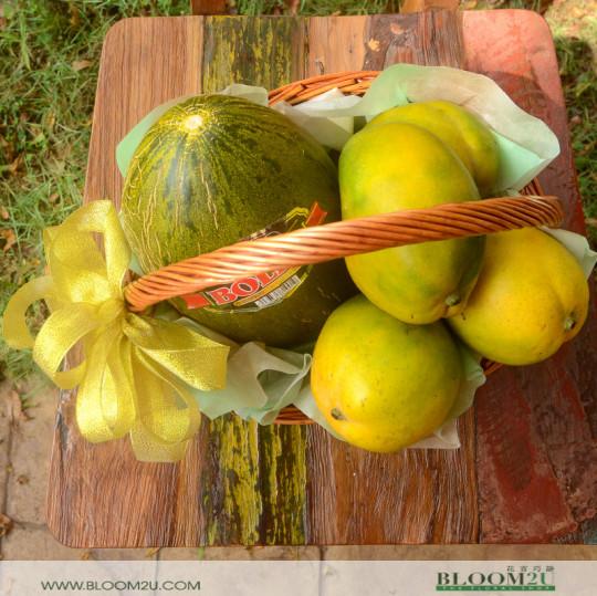 Bollo Melon and Pakistan Mago Delivery