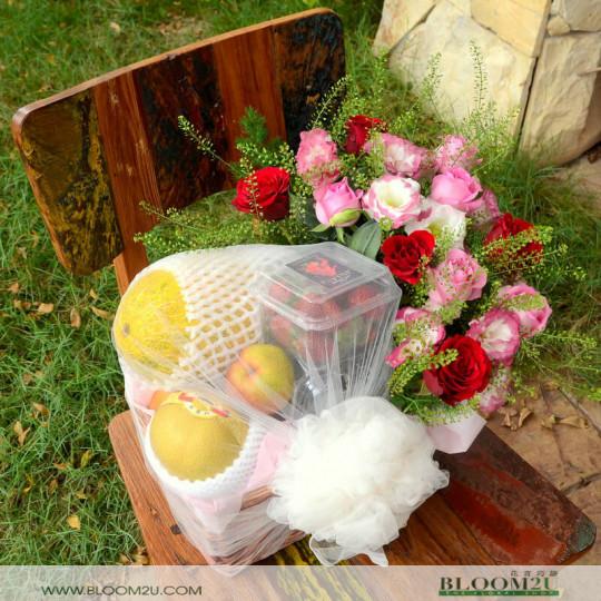 Grand Fruit Basket Delivery