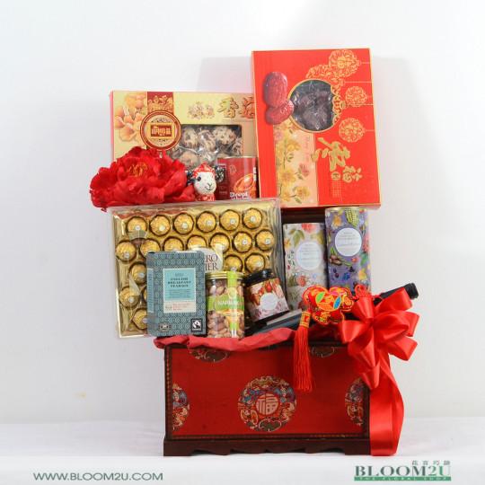 Chinese New Year Hamper Ruan