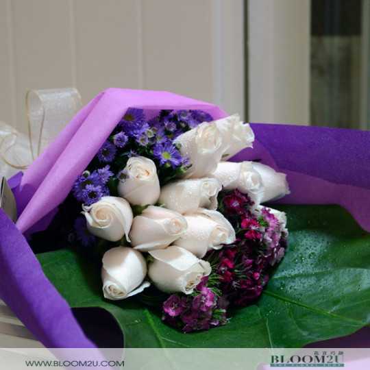 pure love bouquet