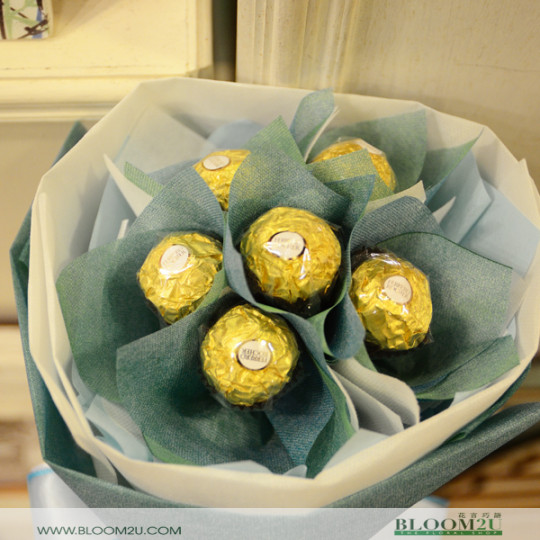 Fererro Rocher bouquet