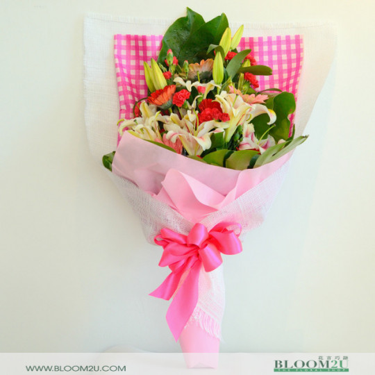 Classy Hand Bouquet