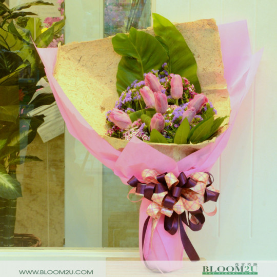 French Design Flower Bouquet