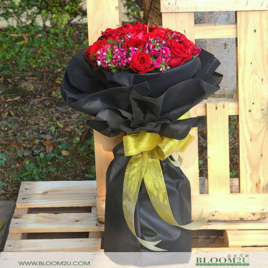Kelana Jaya Flower Shop For Roses