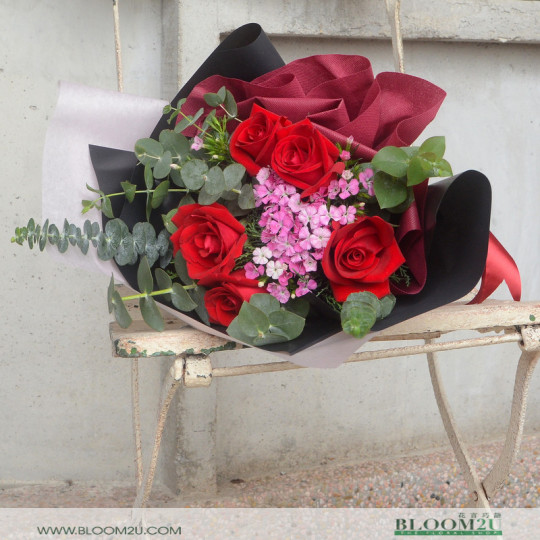 Popular Rose Bouquet