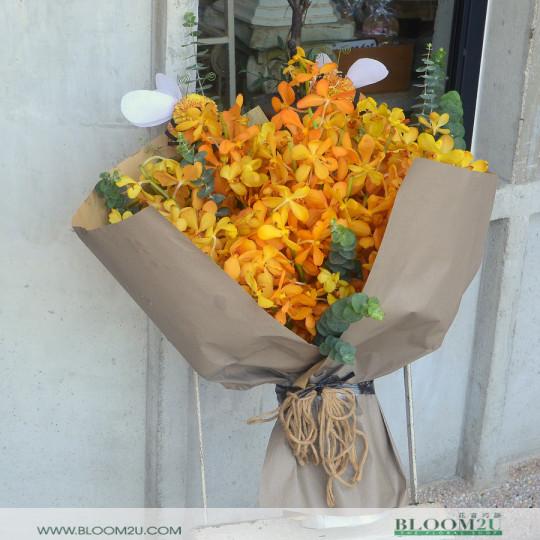 Oranga bouquet