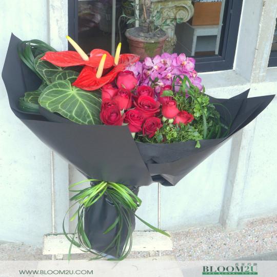 online flower delivery selangor