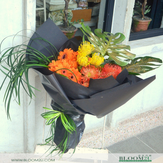 Online Bouquet Delivery In KL