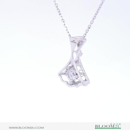 pendant white gold