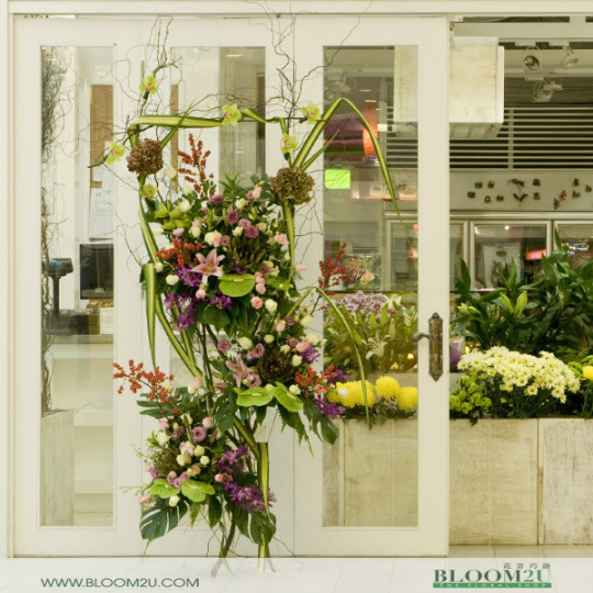 Masterpiece Flower Stand