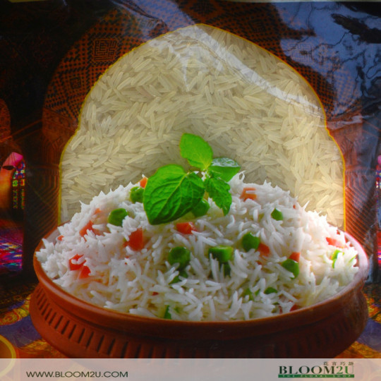 Long Grain India Basmathi Rice