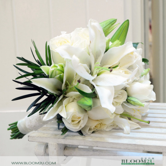 Lily Bridal Bouquet