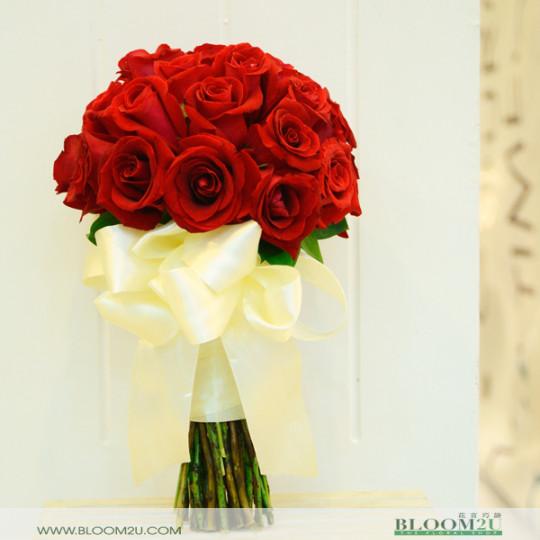 Bridal Bouquet Pichon Baron II