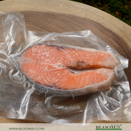 Atlantic Salmon Steak Cut