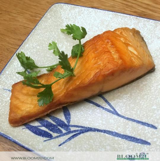 Salmon Pan Fried